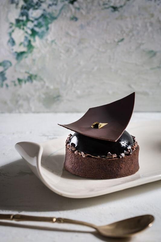 טארט שוקולד ב3 מרקמים