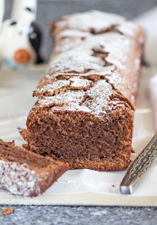 עוגת שוקולד ונוגט ללא גלוטן