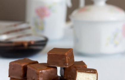 גלידוניות גבינה שלושה שוקולדים