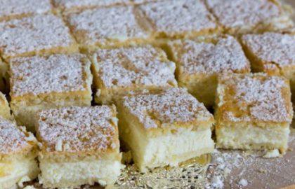 עוגת פיטה גבינה (Turos Pite)