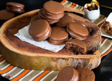 אלפחורס שוקולד – Havana Alfajores