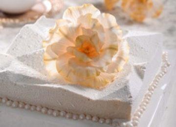 עוגת מוס שקדים ומשמש