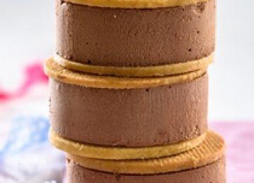 קסטת שוקולד