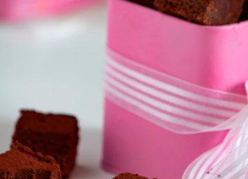 קוביות שוקולד ז'אנדויה