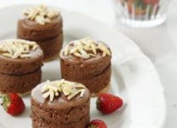 מוס שוקולד ורולדה