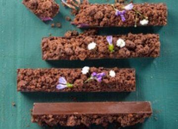 אדניות שוקולד