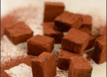טראפלס שוקולד קפה