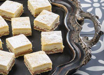 עוגת קרם צרפתית (פרנציה קרמש)