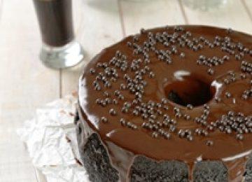 עוגת שוקולד אירית