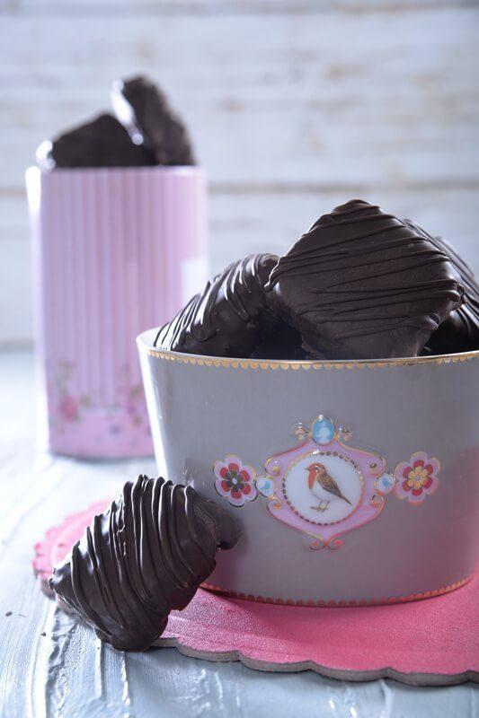חטיף פצפוצים שוקולד וחמאת בוטנים