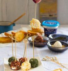 כדורי גבינה פיקנטיים